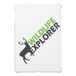Wildlife Explorer iPad Mini Covers