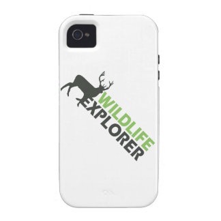 Wildlife Explorer iPhone 4/4S Case