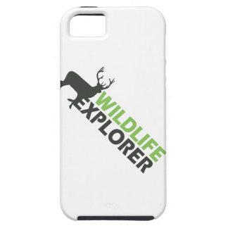 Wildlife Explorer iPhone 5 Cover