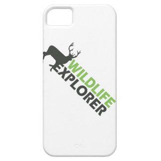 Wildlife Explorer iPhone 5 Covers