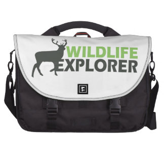 Wildlife Explorer Laptop Bag