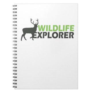 Wildlife Explorer Note Books