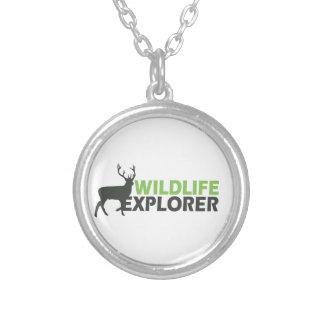 Wildlife Explorer Personalized Necklace