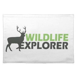 Wildlife Explorer Placemat