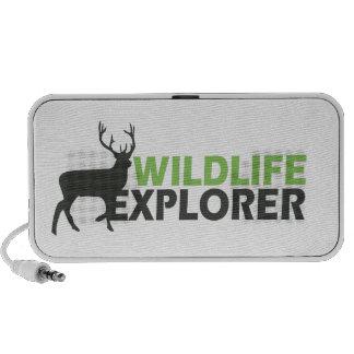 Wildlife Explorer Speaker