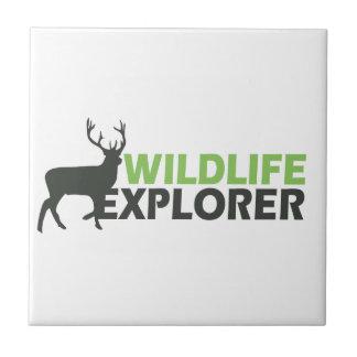 Wildlife Explorer Tile