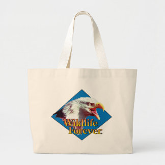 Wildlife Forever Grocery and Tote Bag