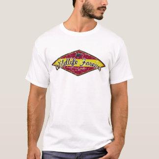 WILDLIFE FOREVER NORTHWOODS RETREAT T-Shirt