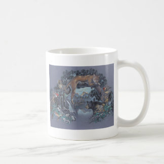 Wildlife Gathering Coffee Mug