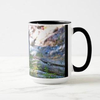 Wildlife Grey Wolf Animal-lover design Mug