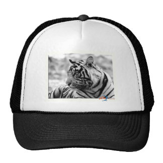 wildlife trucker hat