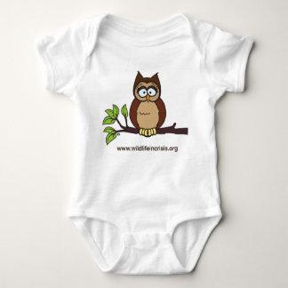 Wildlife in Crisis baby shirt