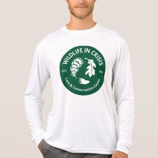 Wildlife in Crisis long sleeve shirt