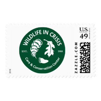 Wildlife in Crisis Postage Stamps