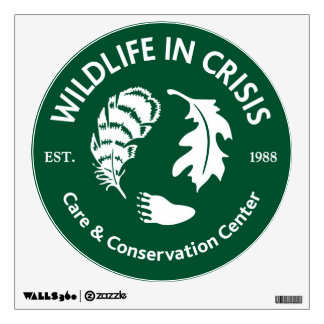 Wildlife in Crisis Wall Decal