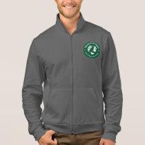 Wildlife in Crisis zip fleece Jacket
