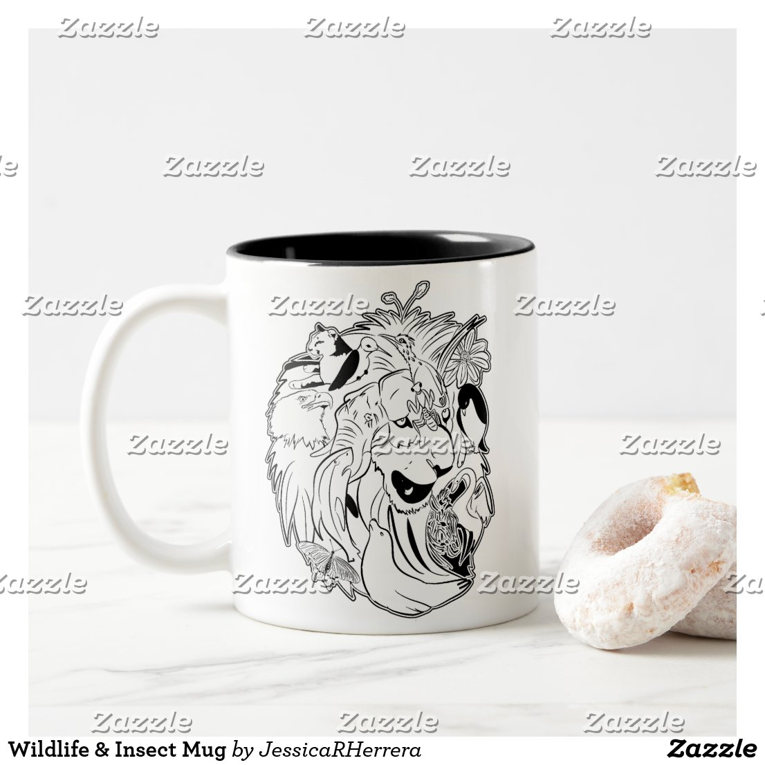 Wildlife & Insect Mug