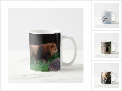 Wildlife Mug Collection
