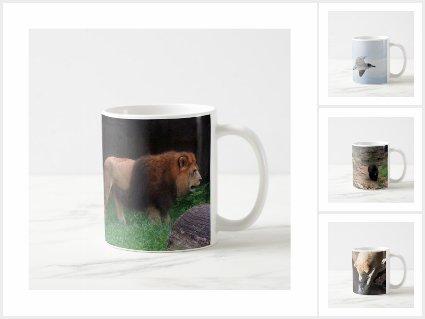 Wildlife Mug Collection