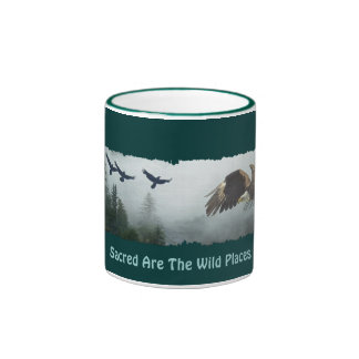 WILDLIFE & NATURE Mugs