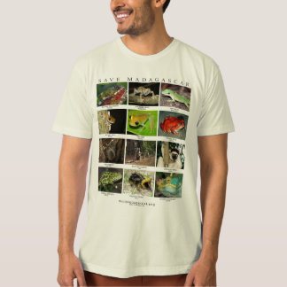 Wildlife of Madagascar T-shirt