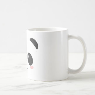 WILDLIFE PANDER FACE COFFEE MUG