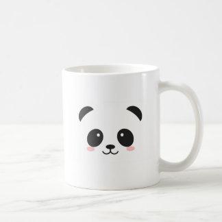 WILDLIFE PANDER FACE COFFEE MUG