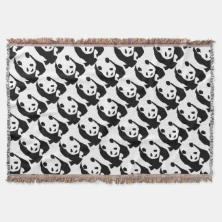 WILDLIFE PANDER THROW
