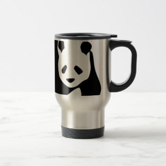 WILDLIFE PANDER TRAVEL MUG