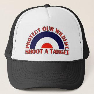 Wildlife Preservation BallCap Trucker Hat