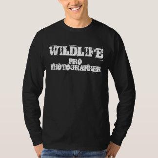 WILDLIFE PRO PHOTOGRAPHER Long Sleeve Shirt