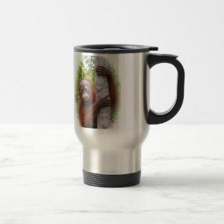 Wildlife Rainforest Conservation Legacy 15 Oz Stainless Steel Travel Mug