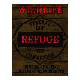 Wildlife Refuge Letterhead