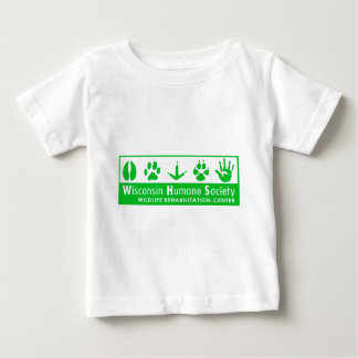 Wildlife Rehabilitation Center Logo Baby T-Shirt
