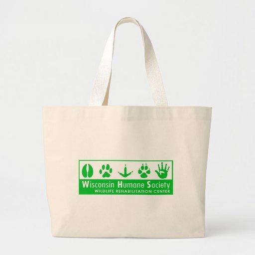 Wildlife Rehabilitation Center Logo Bag