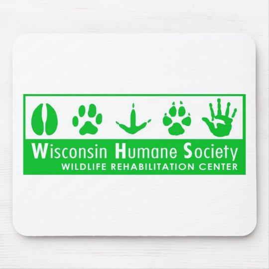 Wildlife Rehabilitation Center Logo Mouse Pad