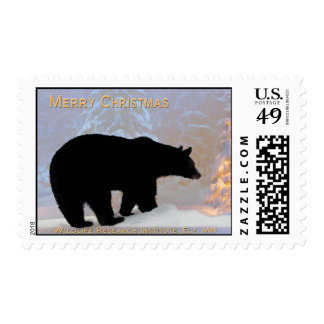 Wildlife Research Institute Christmas 2011 Postage