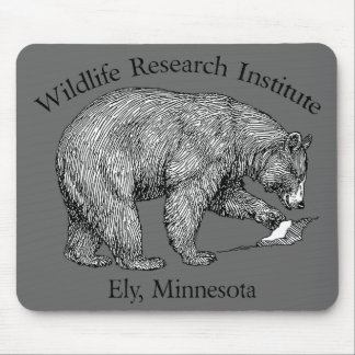 Wildlife Research Institute - Denise Beverly Mouse Pad