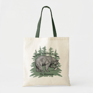 Wildlife Research Institute tote - Denise Beverly
