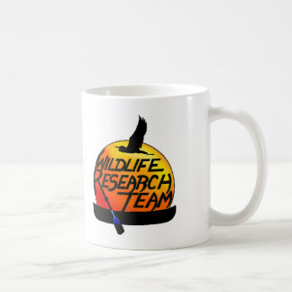 Wildlife Research Team Logo Mug