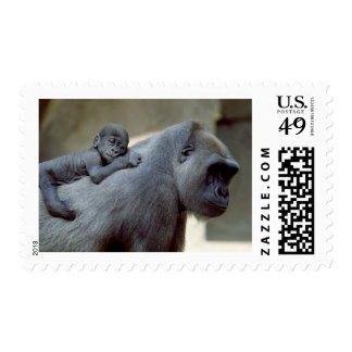 Wildlife Set - Primates 3 Postage
