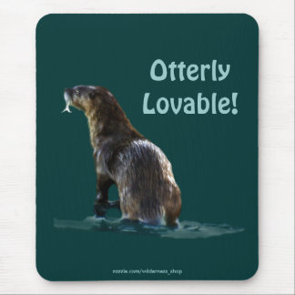 Wildlife Supporter & Animal-lover Gift Items Mouse Pad
