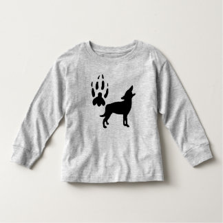 Wildlife, toddler T-shirt, wild animals, coyote Toddler T-shirt