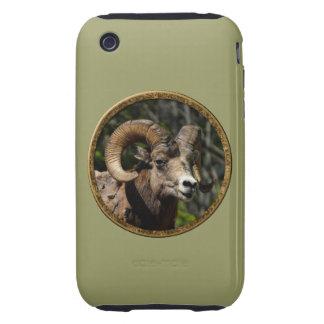 Wildlife Tough iPhone 3 Case