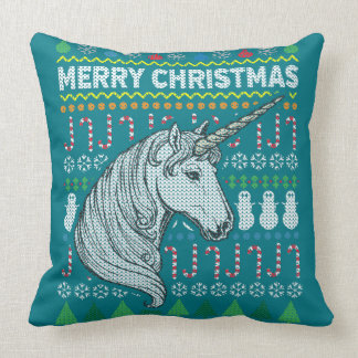 Wildlife Unicorn Merry Christmas
