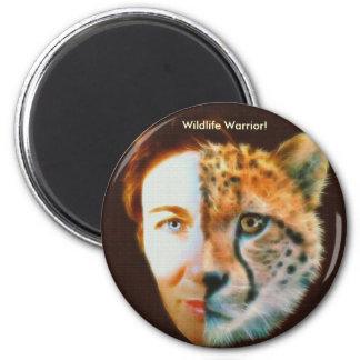 WILDLIFE WARRIOR Magnet