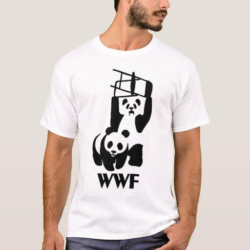 Wildlife Wrestling Federation T-Shirt