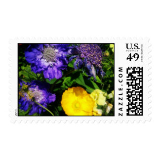 Wildly Flower Stamps
