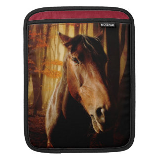 Wildly Horses iPad Sleeve