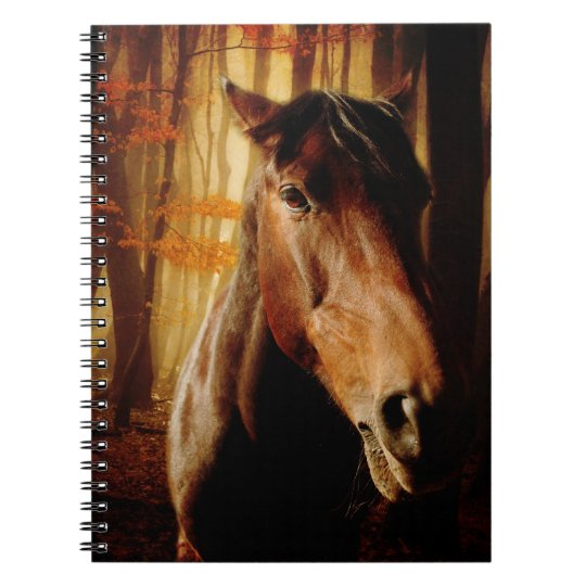 Wildly Horses Notebook